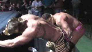 Hot Like Lava interrupts J-Rod NWA Title shot