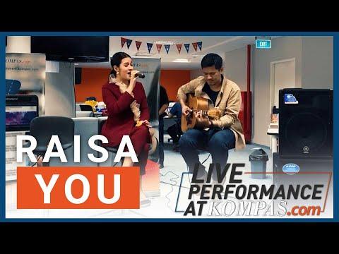 Raisa - You L Live Performance