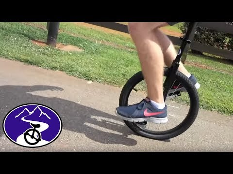 "20"" Club Freestyle Unicycle  - Black"