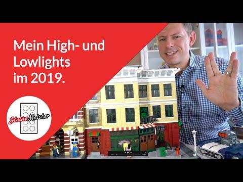 Infos: Meine Jahresrückblick mit High- und Lowlights von 2019.