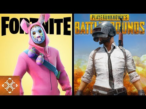 10 Major Differences Between FORTNITE and PUBG