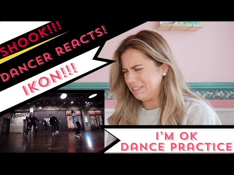download iKON I'M OK PERFORMANCE Dance Practice - Dancer Reacts!!!