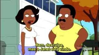 The Cleveland Show - Boo Janet, Boo [legendado BR]