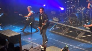 Skillet - Whispers in the Dark - Live Stollwerck Köln - 17.11.2013