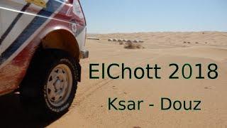 Rallye ElChott 2018 #10 6. Etappe Sand & Sand & Tipps zum Sprit