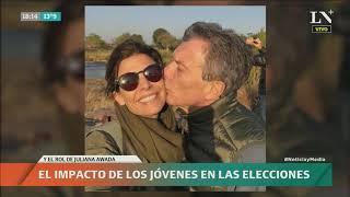 ¿Por qué Juliana Awada es el amuleto de Macri?