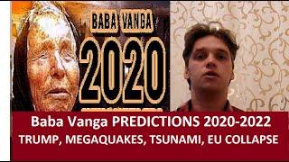 Baba Vanga 4 (Four) Major Events Predictions List 2020-2022
