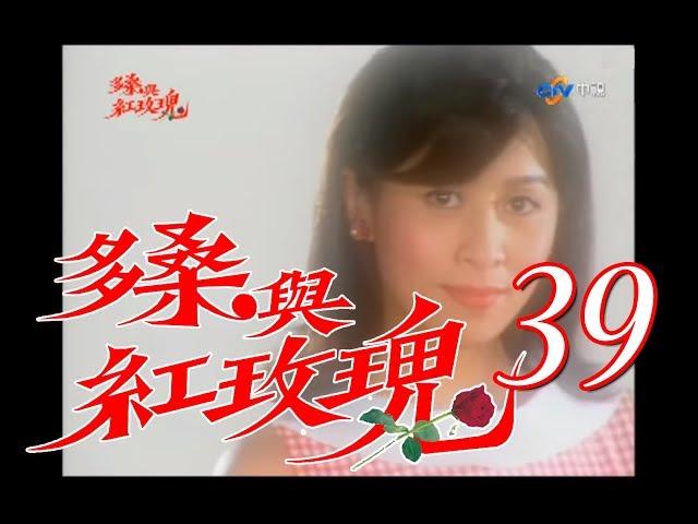 『多桑與紅玫瑰』第39集(劉嘉玲 王識賢 藍正龍 陳冠霖 黃仲崑 馬如風)_2001年