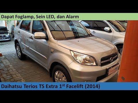 Daihatsu Terios TS Extra 1st FL (2014) review - Indonesia