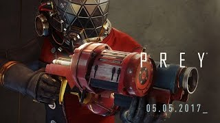 Prey – The First 35 Minutes of Gameplay
