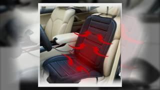 видео Установка подогрева сидений в автомобиль: выбор накидки, полезные советы