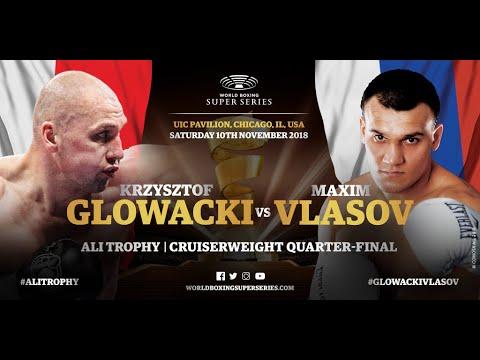 Кшиштоф Гловацки - Максим Власов / Glowacki vs Vlasov. HD
