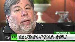 Steve Wozniak: Internet freedoms at risk