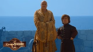 Tyrion and Varys Being an Iconic Duo