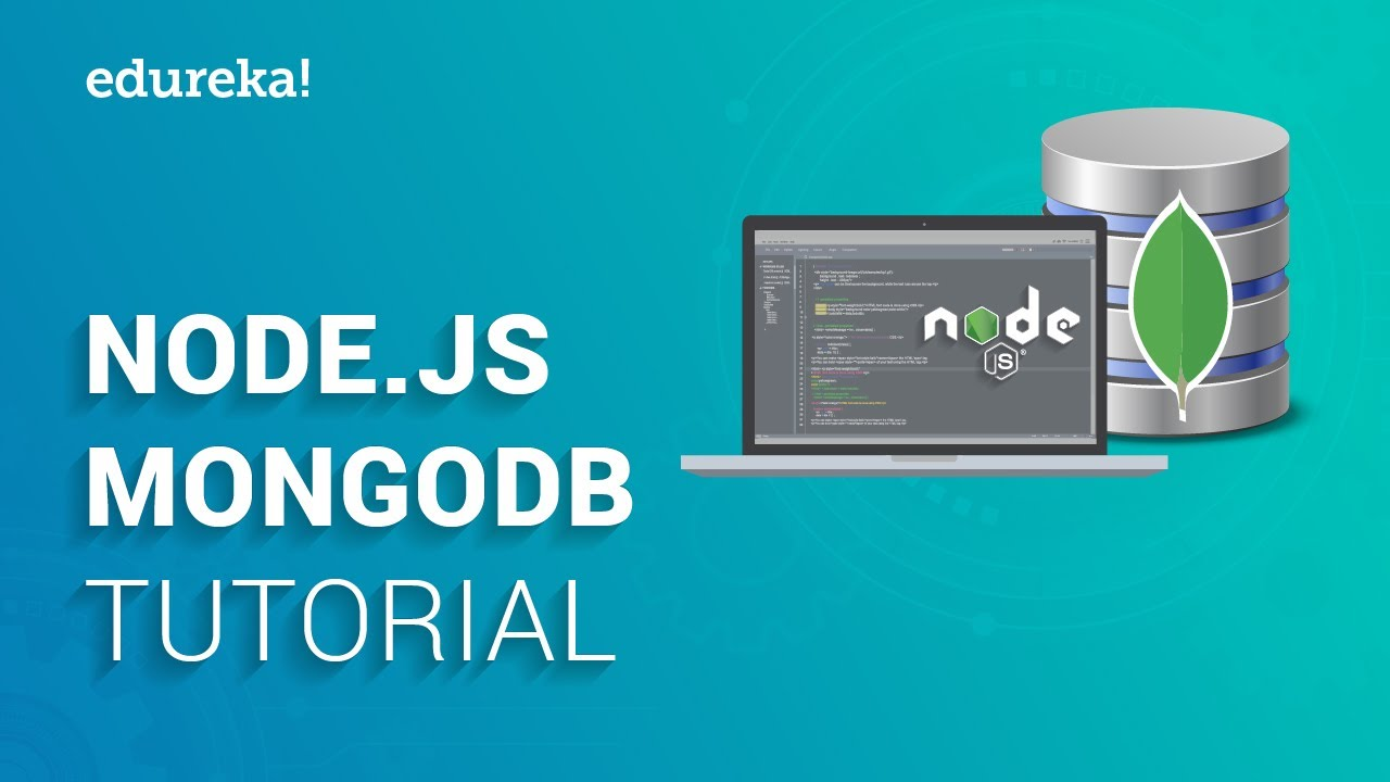 Node.js MongoDB Tutorial | Building CRUD App with Node.js Express & MongoDB