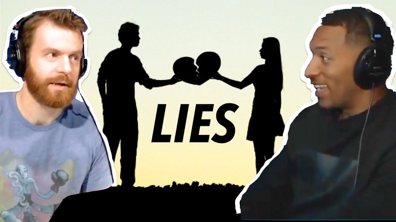 who lies more women or men