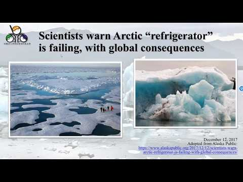 """Scientists warn Arctic """"refrigerator"""" is failing, with global consequences"""