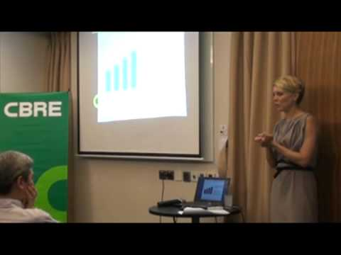 CBRE Global Retail Trends in Real Estate Focus on South East Asia: Petra Blazkova