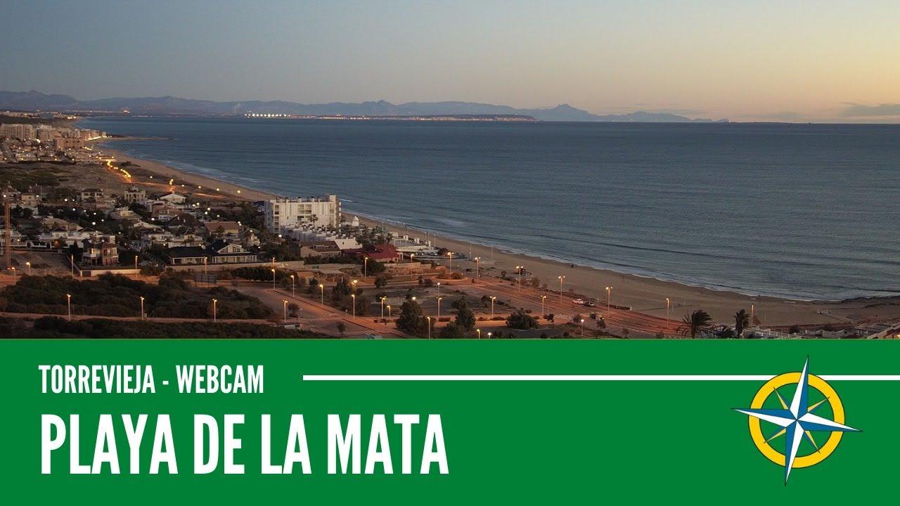 Webcam Playa De La Mata Torrevieja Spain Online Live Cam