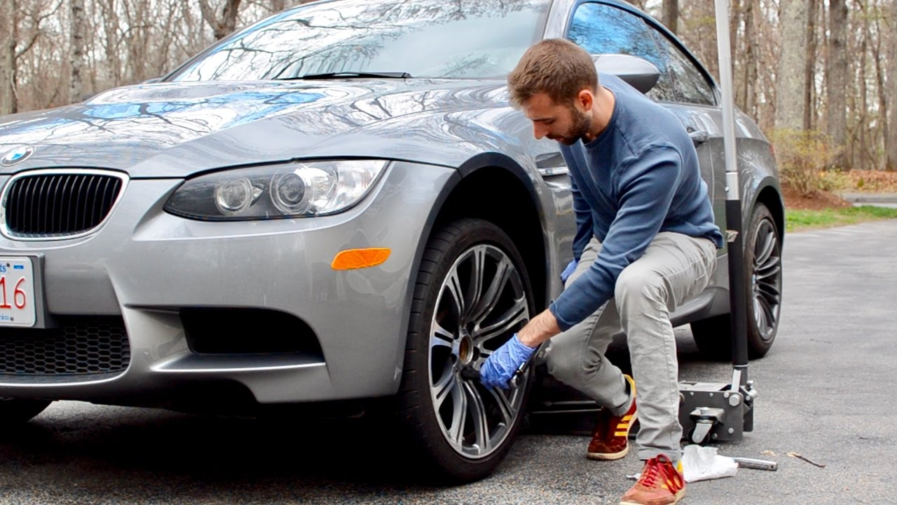 Summer Tires Are Back Bmw E92 M3 On Michelin Pilot Super Sports
