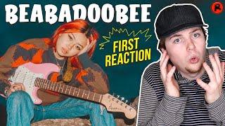 I'VE NEVER HEARD BEABADOOBEE (FIRST REACTION)