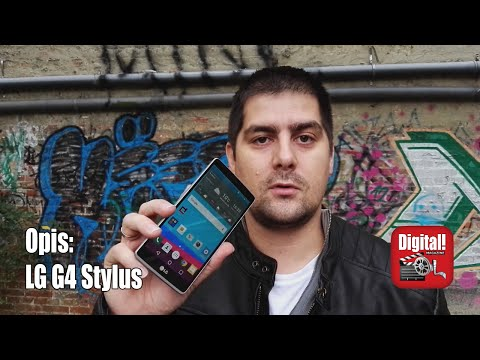 Digital! TV - LG G4 Stylus - with English subtitles