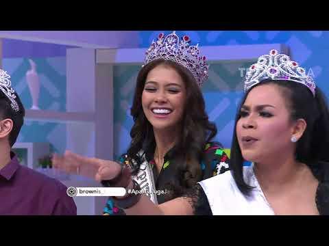 BROWNIS - Melani Emosi Dibandingin Sama Puteri Indonesia (10/10/17) Part 3