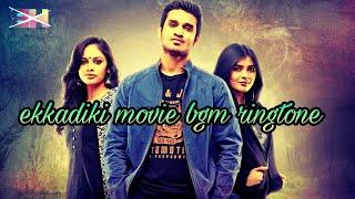 ekkadiki movie bgm ringtone. nikhil Siddhartha/ Hebah Patel/ nandita swetha.