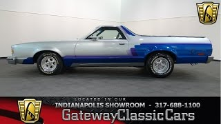 1979 Ford Ranchero GT Brougham  - Gateway Classic Cars Indianapolis - #591 NDY -