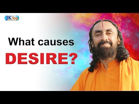 What is the Cause of Our Desires? | Swami Mukundananda