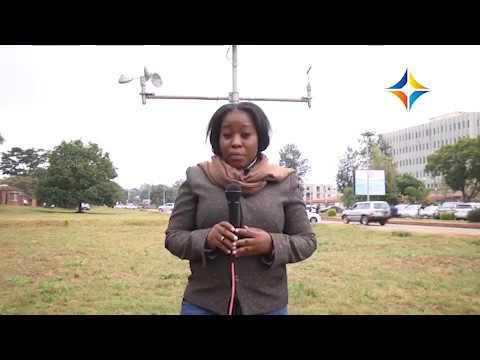 Hail Storm in Zambia