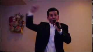この曲をお子さんの結婚式で歌ったところ、大評判だったそうです^^