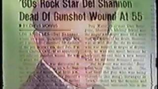 Del Shannon Entertainment Tonight Report 1990