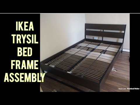 ikea-trysil-bed-frame-assembly