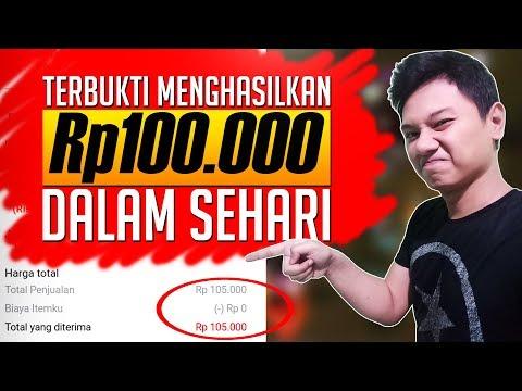 Cara Mendapatkan Uang Dari Internet Rp100.000 Dalam Sehari - Game Penghasil Uang