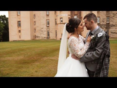 Shona & Scott | Wedding Film | Fyvie Castle | Banff Springs Hotel