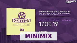 Kontor Top Of The Clubs Vol 82 (Minimix HD)