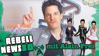 Rebell News #30 mit Alain Frei