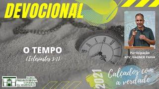 Devocional | TEMPO | 25/02/2021