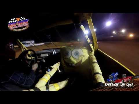 "#00 James ""Sponge Bob"" Jenkins - Bomber - 8-11-18 Fort Payne Motor Speedway - In Car Camera"