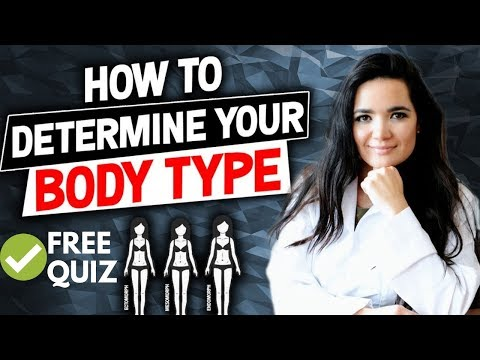 The Beginner's Help guide to Physical Structure Ectomorph, Mesomorph, and Endomorph
