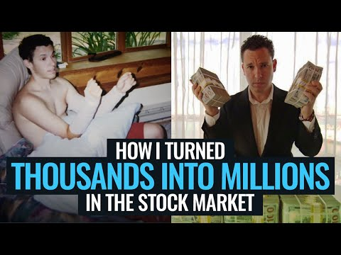How I Turned Thousands into Millions in the Stock Market