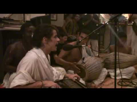 Bhajan - Surya Summer Tour - Krishna Kishor das - Prasadam Prayer
