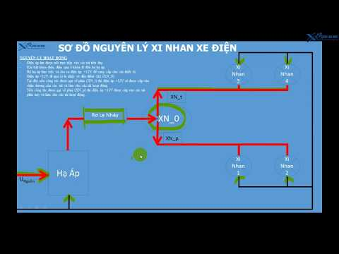 Sơ Đồ Điện Đấu Nối Xi Nhan Xe Đạp Điện - Nguyên Lý Làm Việc Của Xi Nhan Xe Máy Điên - Cách Sửa Chữa
