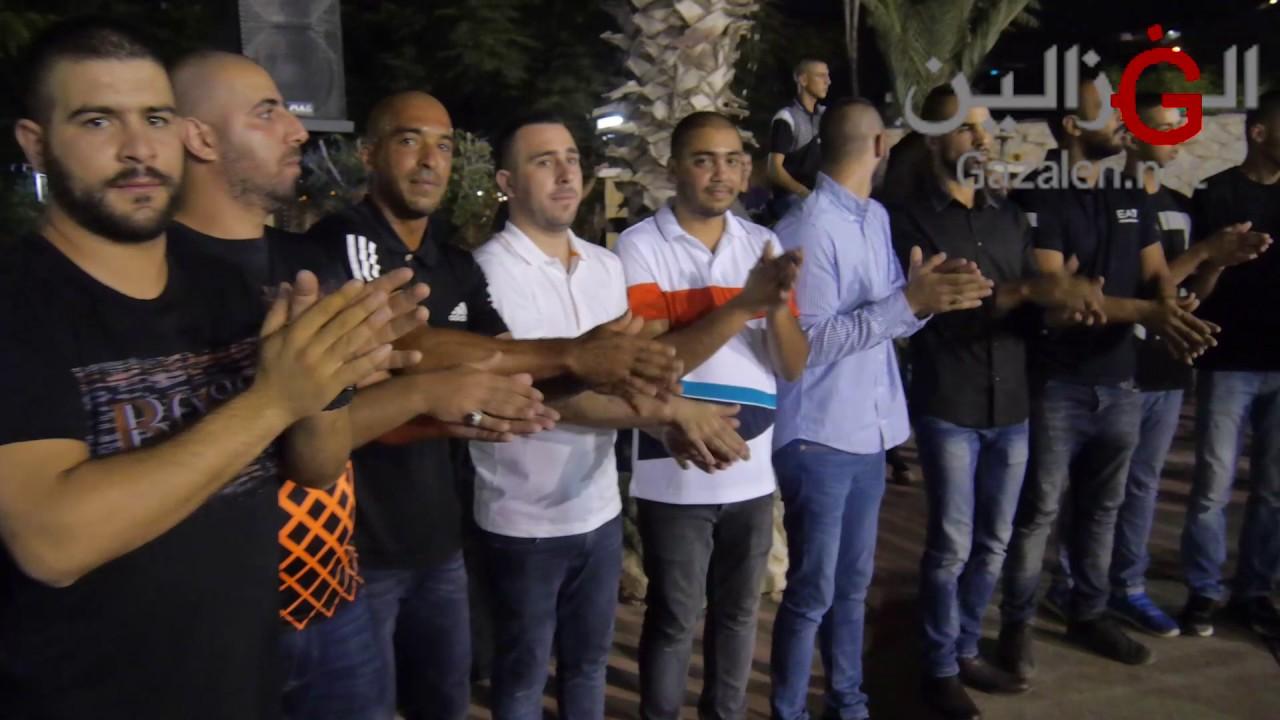 أشرف ابو الليل محمود السويطي ووظاح السويطي أفراح الأغباريه حفلة طه