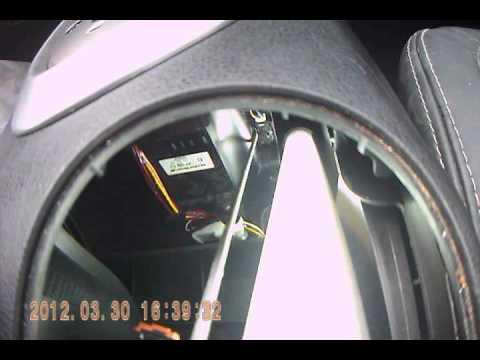 Nissan Qashqai блокировка переключения рукоятки АКПП