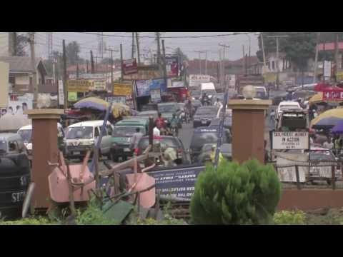 Osogbo city