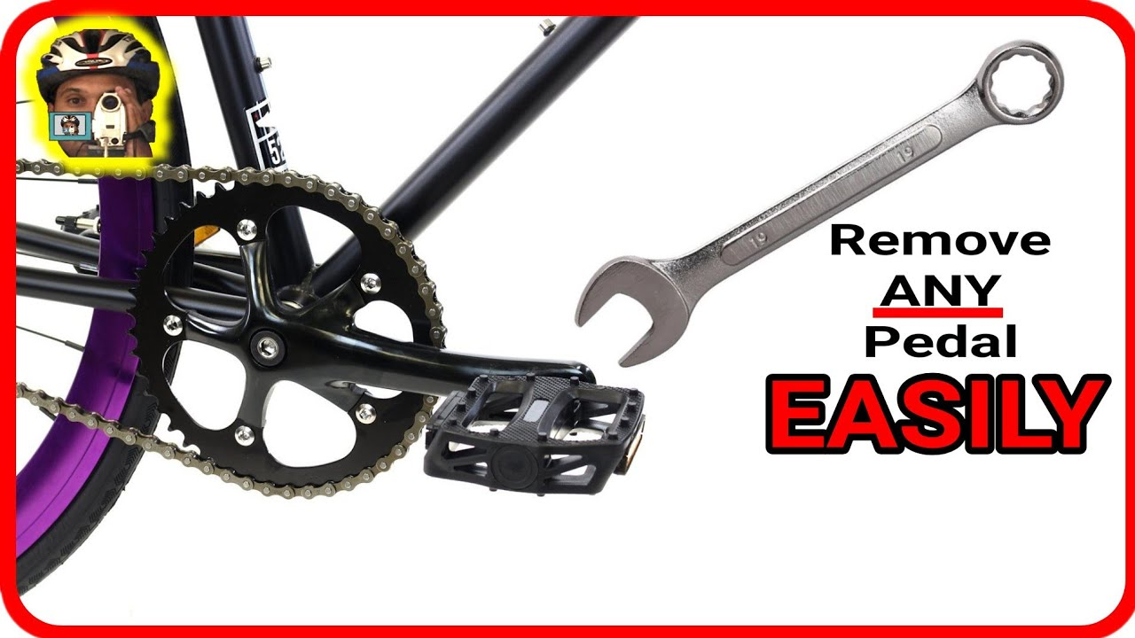 How To Remove Bike Pedals From A Bike The Quick Easy Way