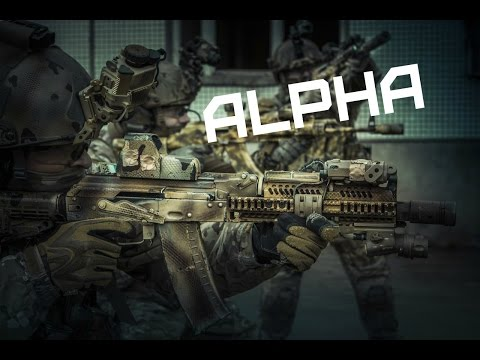 «Альфа» Спецназ ФСБ России • «Alpha» Special Force FSS Russia