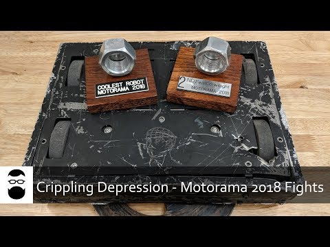 Crippling Depression - Fight Recap (Motorama 2018)